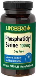 Phosphatidylserine (Soy Free), 100 mg, 120 Vegetarian Capsules