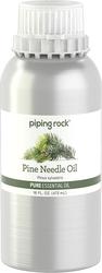 Huile essentielle pure aux aiguilles de pin (GC/MS Testé) 16 fl oz (473 mL) Bidon