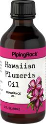 Huile de parfum de frangipanier (hawaïen) 2 fl oz (59 mL) Compte-gouttes en verre