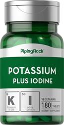 Potassium plus iode 180 Comprimés