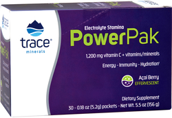 Power Pak Vitamin C Powder (Acai Berry)