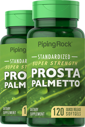 Prosta Palmetto Super Strength 2 Bottles x120 Softgels