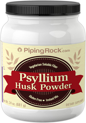 Buy Psyllium Husk Powder 24 oz (681 g)