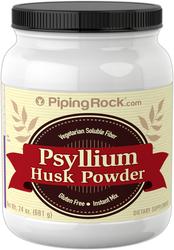 Poudre de graines de cosses de psyllium 24 oz (681 g) Bouteille