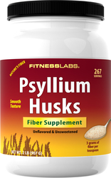 Psylliumvezels  2 lb (907 g) Fles