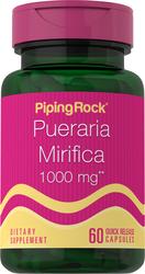Pueraria Mirifica 1000 mg, 60 Capsules