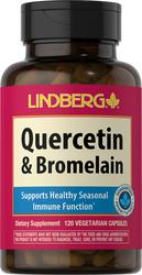 Quercetine plus Bromelaïne 120 Gélules végétales