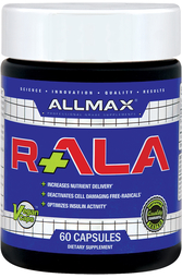 R+ ALA (Alpha Lipoic Acid)