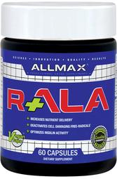 R+ ALA (Acide alpha-lipoïque) 60 Gélules