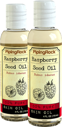 Raspberry Seed Oil 4 fl oz (118 mL) x 2 Bottles