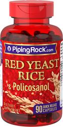 紅色酵母 & ポリコサノール 90 速放性カプセル