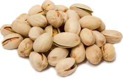 Roasted Pistachios (Salted, in Shell), 1 lb (454 g) Bag