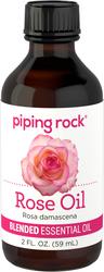 Rose Essential Oil Blend 2 fl oz Blended Oil Therapeutic Grade