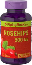 Rose Hips 500 mg Capsules 120