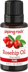 Pure Rosehip Oil 1/2 oz (15 ml) Dropper Bottle