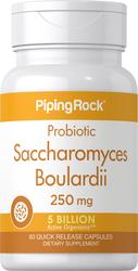 Saccharomyces boulardii 60 Kapseln mit schneller Freisetzung