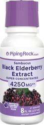 Extrakt aus Schwarzem Holunder 8 fl oz (237 mL) Flasche
