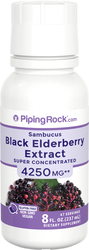 Sambucus Black Elderberry Extract 8 fl oz