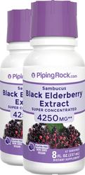 Экстракт бузины черной 8 fl oz (237 mL) Флакон