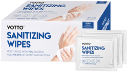 Sanitizing Wipes 30 Packets