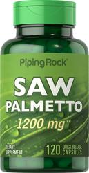 Saw Palmetto 1200mg 120 Capsules