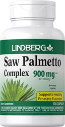 Saw Palmetto Complex 900 mg (per serving), 100 Caps