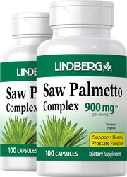 Saw Palmetto Complex, 900 mg (per serving), 100 Capsules