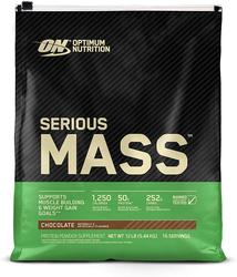 Serious Mass Weight Gain Powder (Chocolate), 12 lb