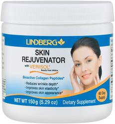 Hautverjüngungsmittel-Pulver mit bioaktiven Verisol-Collagenpeptiden  5.29 oz (150 g) Flasche