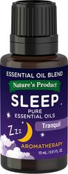 Sleep Essential Oil Blend (GC/MS Tested) 1/2 fl oz (15 mL) Flasche