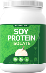 Isoliertes Sojaprotein-Pulver, ohne Aroma 1 lb (454 g) size_units.unit.118