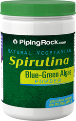 Spirulina Powder 16oz (454 grams)