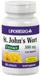 St. John's Wort Standardized Extract 300 mg, 90 Capsules