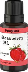 Huile de parfum de fraise 1/2 fl oz (15 mL) Compte-gouttes en verre