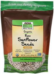 Sunflower Seeds Raw No Shell (Organic), 16 oz