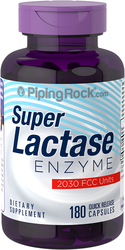 Buy Lactase Enzyme Pills Supplement 2030 FCC Units