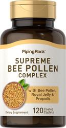 Complexo de pólen de abelha supremo 120 Comprimidos oblongos revestidos