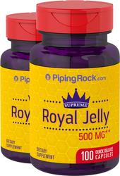 Gelée Royale suprême 100 Gélules à libération rapide