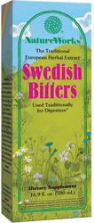 Buy Swedish Bitters Herbal Extract 16.9 fl oz (500 mL) Bottle