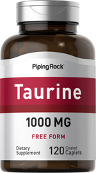 Taurine 1000mg 120 Coated Caplets