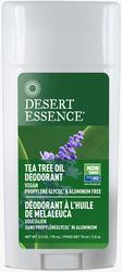 Tea Tree Oil Deodorant (Lavender), 2.5 oz (70 mL)