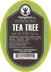 Tea Tree Oil Soap 5 oz Bar