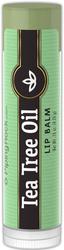 Tea Tree-olie lippenbalsem 0.15 oz (4 g) Tube