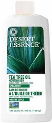 Elixir bucal de óleo de árvore do chã e hortelã 16 fl oz (473 mL) Frasco