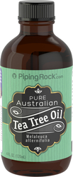 100% Pure Tea Tree Oil Australian 4 fl oz (118 ml) Bottle