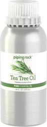 Olio essenziale puro al dell'albero di tè 16 fl oz (473 mL) Contenitore in metallo