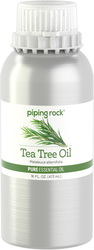 Tea Tree Pure Essential Oil (GC/MS Tested), 16 fl oz Canister