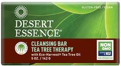 Pain de savon thérapeutique au théier 5 oz (142 g) Bar