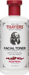 Thayers rozenblad toverhazelaar met aloë vera toner 12 fl oz (355 mL) Fles