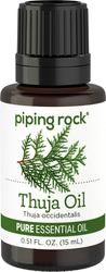 Thuja Essential Oil  1/2 oz (15 ml) Benefits & Uses